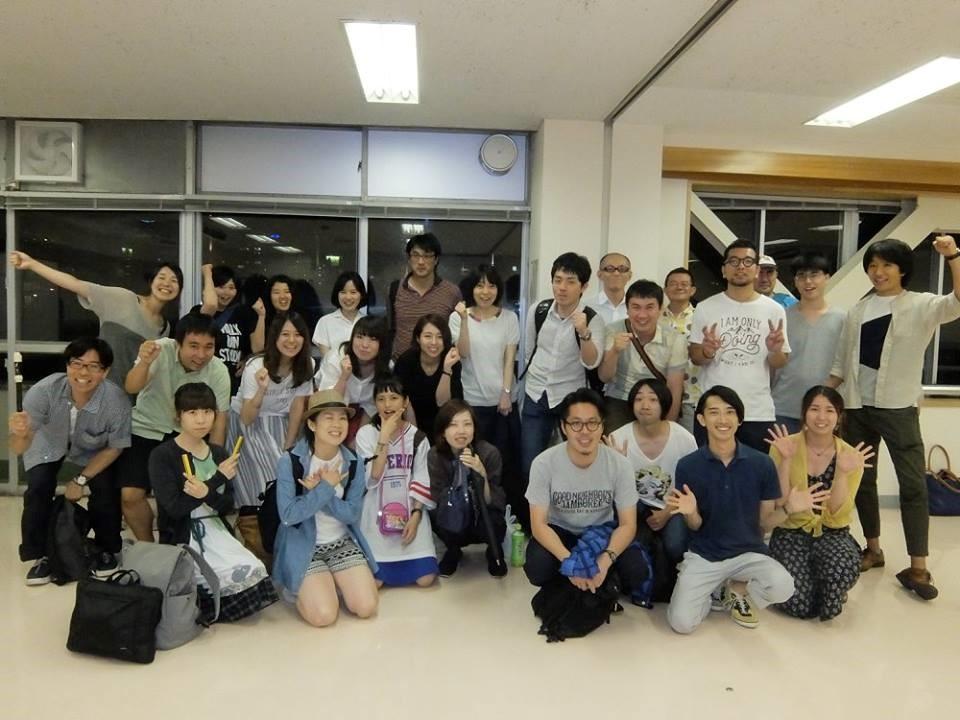『ズンチャカ!勉強会vol.1〜GOOD NEIGHBORS JAMBOREE 坂口修一郎さん〜』開催レポート