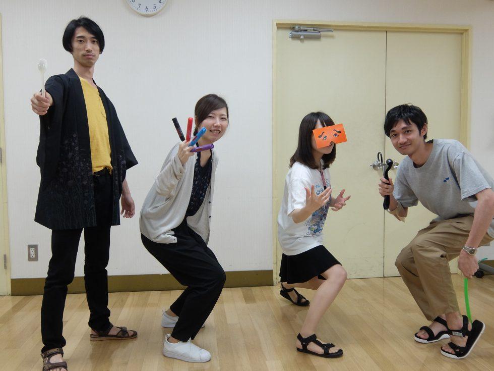 渋谷ズンチャカ!運営部門紹介~つなぐイベント部・縁の下ズ編~